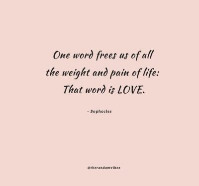 Inspirational Love Everyone Quotes