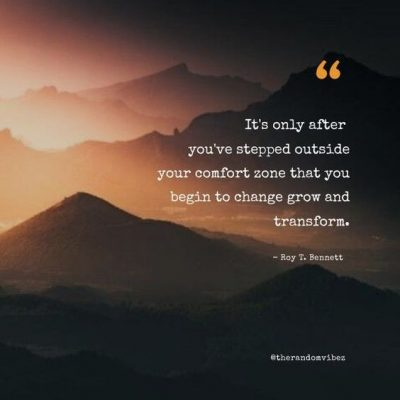 Inspirational Quotes On Transition
