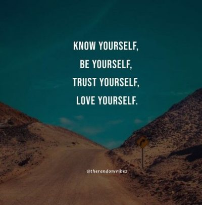 Know Yourself Quotes Images