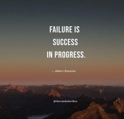 Learning From Failure Quotes Images