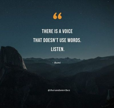 Listening Quotes Images