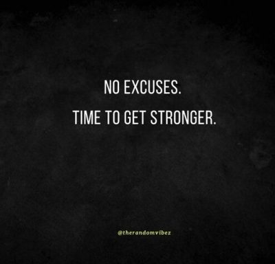 Motivational Getting Stronger Quotes