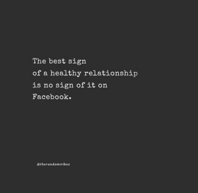Privacy In Relationship Quotes