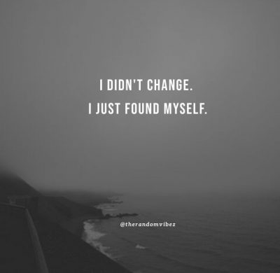 Quotes About Finding Myself