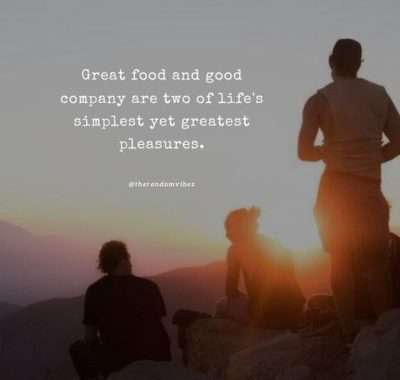 Quotes About Good Company