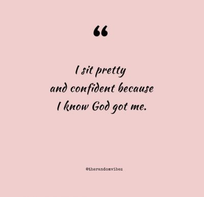 Quotes About Sitting Pretty