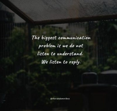 Relationship Communication Quotes Images