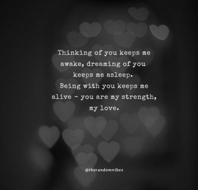 Strong Love Quotes For Husband