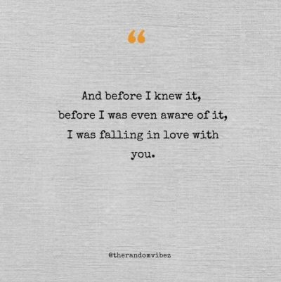 Unexpected Love Quotes Pictures
