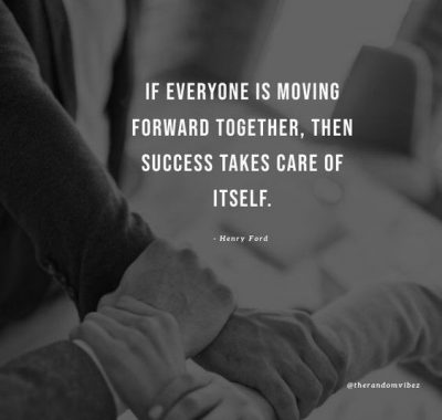 Working Together Quotes Images