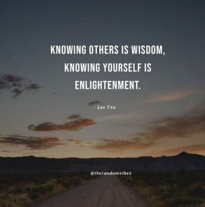 getting to know yourself quotes