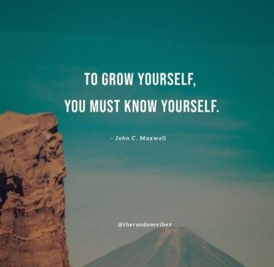 inspirational quotes about knowing yourself
