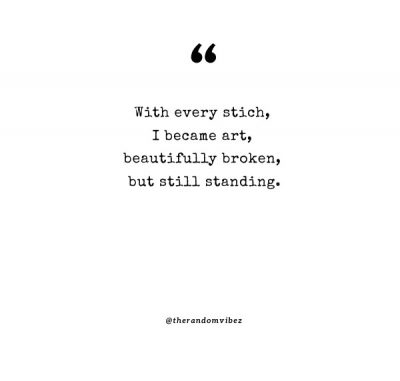 Beautifully Broken Quotes Images
