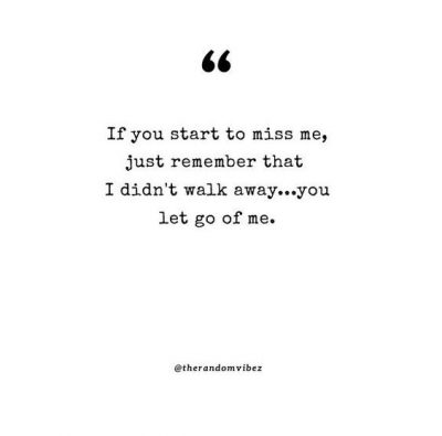 Being pushed away Relationship quotes