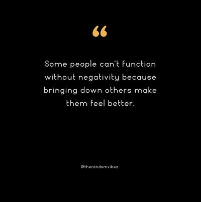 Bitter Miserable People Quotes