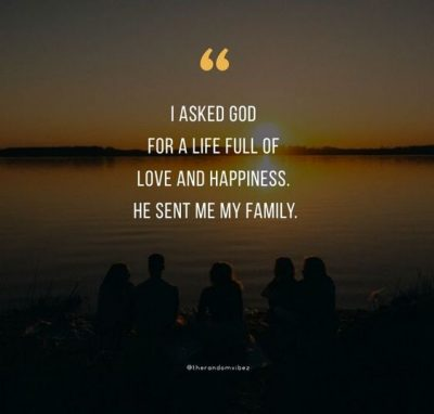 Blessed Family Quotes Pictures