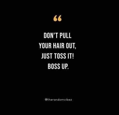 Boss Up Girl Quotes