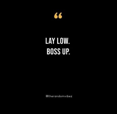 Boss Up Quotes Motivation