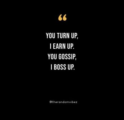 Boss Up Quotes Pictures