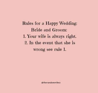 Funny Words of Wisdom Marriage
