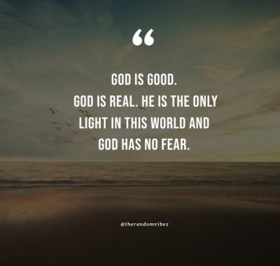 God Is Good Quotes Images