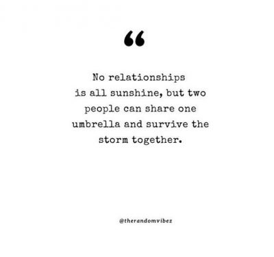 Marriage Through Thick And Thin Quotes