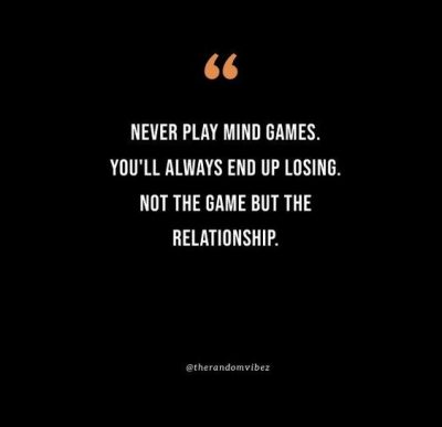 Mind Games Quotes Pictures