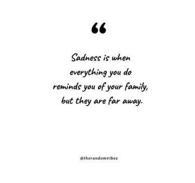 Sad Family Images With quotes