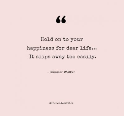 Summer Walker Quotes Pictures