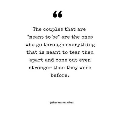 Through Thick And Thin Relationship Quotes