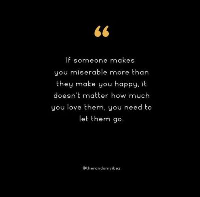 True Miserable People Quotes