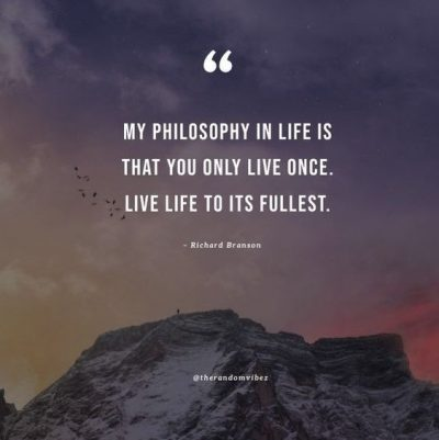 inspirational quotes you only live once