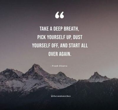 pick yourself up and try again quotes