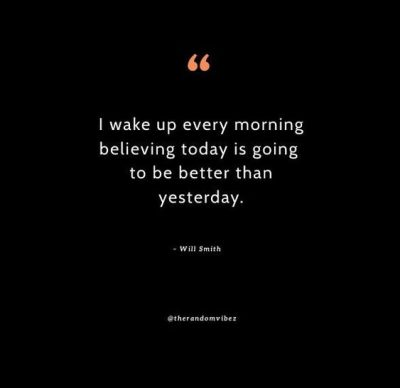 Be Better Than Yesterday Inspirational