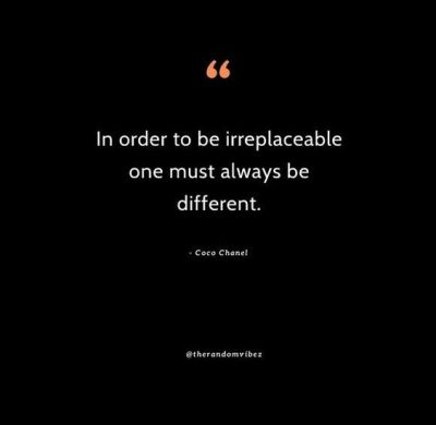Being Different Quotes Images