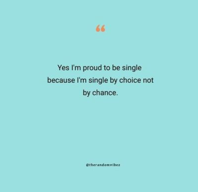 Being Single Quotes For Girls