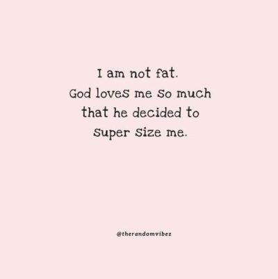 Chubby Girl Quotes Images