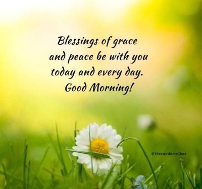 Good Morning Prayer Quotes For Family