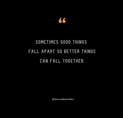 Inspirational Things Fall Apart Quotes