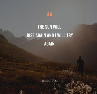 Inspirational Try Again Quotes
