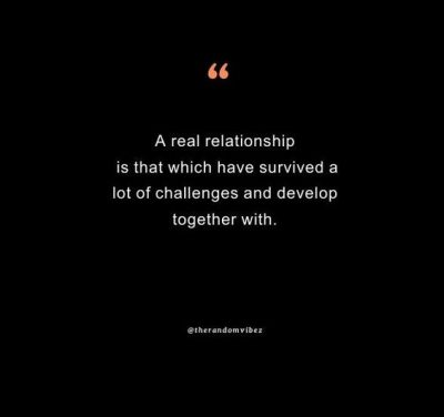 Real Relationship Quotes For Him