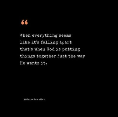 Relationship Falling Apart Quotes