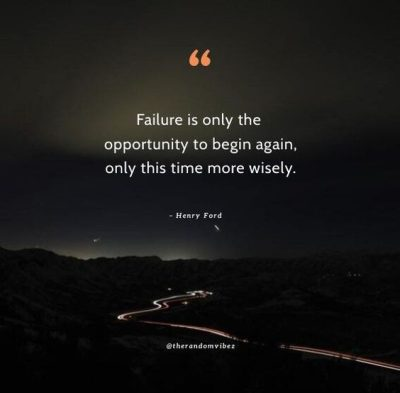 Success Try Again Quotes