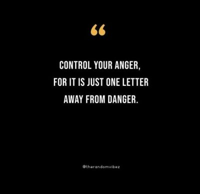 anger destroys relationships quotes