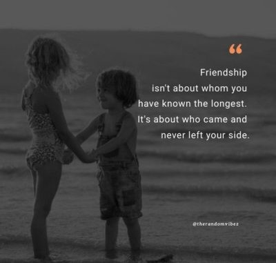 friendship and loyalty quotes